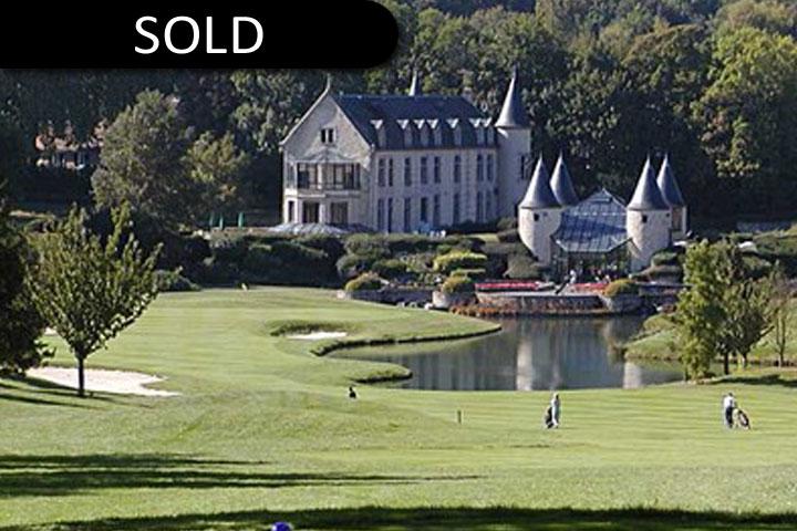 Cély Chateau & Golf Course