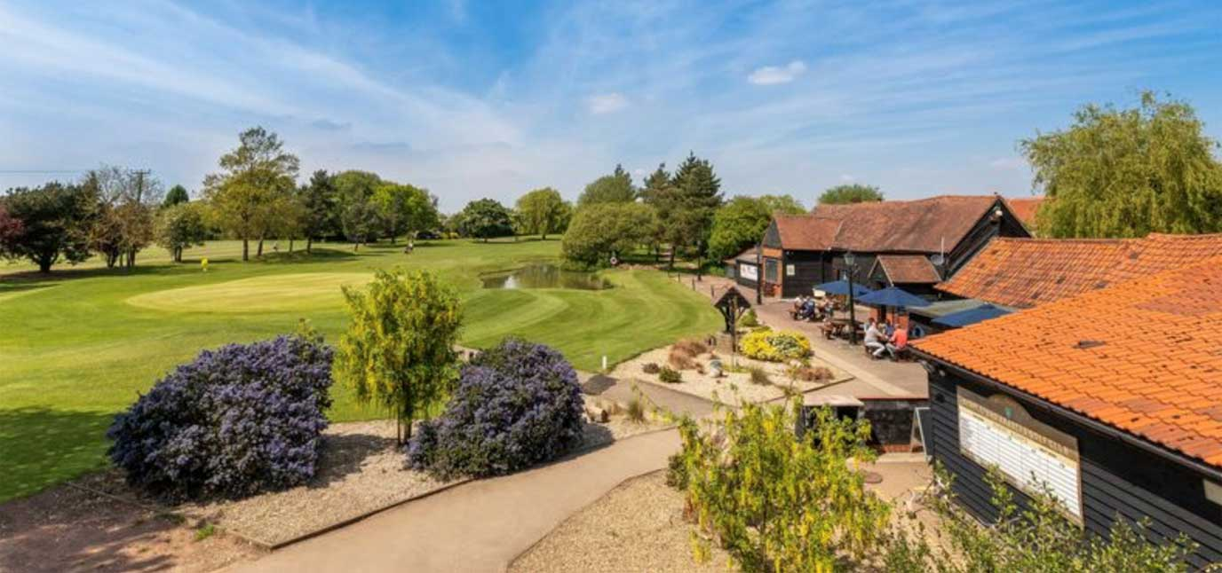 Stapleford Abbots Golf Club