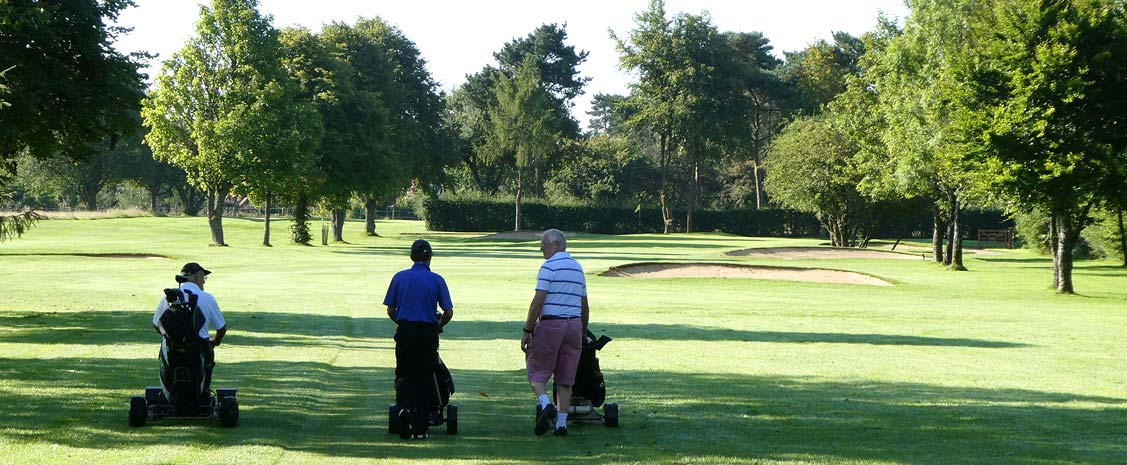 North Downs Golf Club